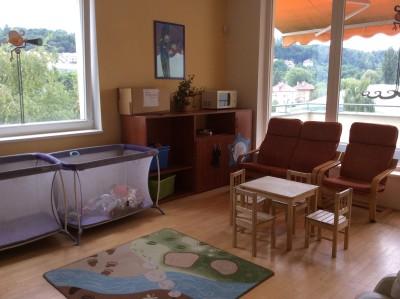 cordeus- dětska místnost